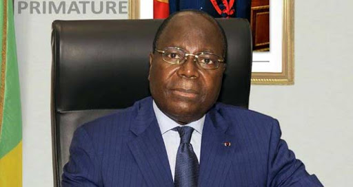 <strong><strong>M. Clément Mouamba</strong></strong><br>Premier ministre