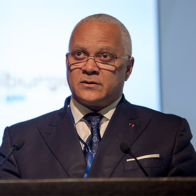 Mr. Jean Marc THYSTERE TCHICAYA